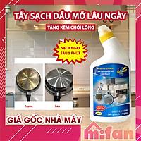 Làm Sạch Dầu Mỡ Lâu Ngày SMART CLEANER - Tẩy Sạch Dầu Mỡ Trong 5 Phút Không Cần Cọ Rửa - MIFAN Phân Phối Chính Hãng
