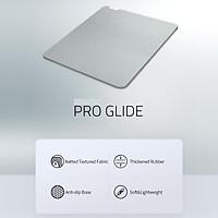 Razer Pro Glide Miếng Lót Chuột, cao su mềm mật độ cao, chống trượt , 360 * 275 * 3mm