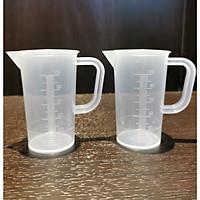 Bộ 2 ca đong nhựa pha chế 100ml