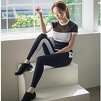 Bộ Đồ Tập Yoga, Gym Nữ Cao Cấp, Form Chất Đẹp Chuẩn Dáng - LUX97