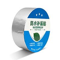 Băng Keo Siêu Dính Đa Năng, chống thấm cho tường, trần nhà, mái tôn, ống nước, bể nước - tặng 1 phao lọc rác