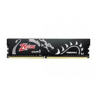 Ram PC Kingmax 8GB DDR4  (2666) ZEUS Dragon Heatsink (Đen) - Hàng chính hãng