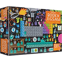 Sách tiếng Anh - Book & Jigsaw Periodic Table