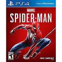 Đĩa game PS4 Marvel Spider-Man - Hàng Nhập Khẩu