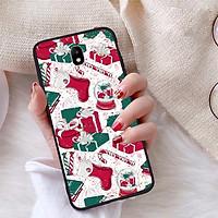 Ốp lưng dành cho Samsung Galaxy J7 Pro viền dẻo TPU Bộ Sưu Tập Giáng Sinh Vui Vẻ - Hàng chính hãng
