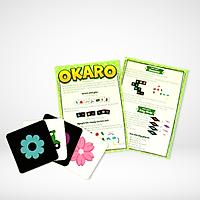 """Set trò chơi rèn tốc độ phản xạ """"OKARO"""", Hộp Háo Hức"""
