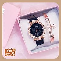 Đồng hồ đeo tay nữ unisex monava thời trang DH20