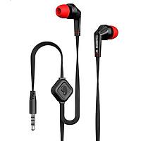 Tai nghe nhét tai earphone Langsdom JD88 (Đen) - Hàng chính hãng