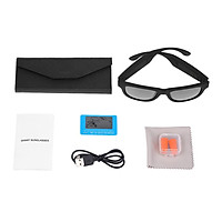 G1 Polarized Glasses Sunglasses CSR8635 Bluetooth Bone Conduction Headset SmartTouch Stereo Music Earphone Wireless