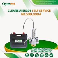 Máy lọc nước ion kiềm Mitsubishi Cleansui EU301_Self_Service nhập khẩu Nhật Bản bao gồm bộ dụng cụ và hướng dẫn tự lắp đặt tại nhà từ A đến Z by Enterbuy Việt Nam - Hàng chính hãng