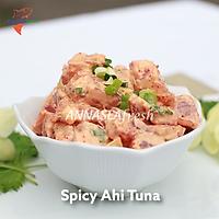 Spicy Tuna Poke - 500gr (hộp)