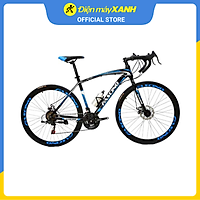 Xe đạp thể thao Road Fascino FR700 27.5 inch Xanh dương