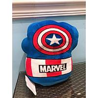 Gấu bông găng tay siêu anh hùng Captain America