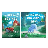 Sách - Bộ 2 cuốn Đi Ngủ Nào - Thái Hà Books