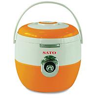 NỒI CƠM ĐIỆN SATO S18-89C (C) 1.8L - Hàng Chính Hãng