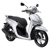 Xe Máy Yamaha Janus Premium - Bạc