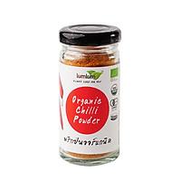 Bột Ớt Hữu Cơ 30g Lumlum Organic Chilli Powder