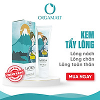 Gel tẩy lông Le'Orga Wax Plus (100ml)