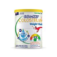 Sữa bột dinh dưỡng Colos Mk7 WEIGHT GAIN dinh dưỡng dành cho người gầy tăng cường hấp thu, tăng cân vượt trội NUTRI PLUS-900G