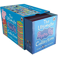 Truyện thiếu nhi tiếng Anh - The Ultimate Peppa Pig Collection