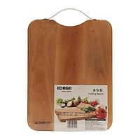 Thớt gỗ vát xà cừ Ichigo IG-4942 (28 x 21 cm)