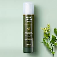 Nước hoa hồng ốc sên Dewytree Ultra Vitalizing Snail 150ml