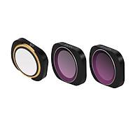 Combo 3 filter CPL ND8 ND16 – DJI Osmo Pocket - Chính hãng Sunnylife