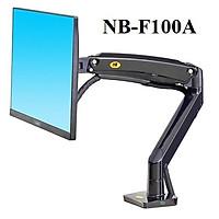 Giá treo màn hình máy tính NB F100A 22 - 35 inch - Hàng Chính Hãng