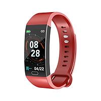 Vòng đeo tay kiêm đồng hồ thông minh M3X Pro_Tính năng đo nhịp tim, huyết áp, dự báo thời tiết_Pin cực trâu 150 mAh