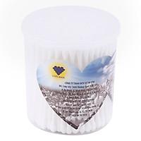 Hộp Tăm Bông Nhựa Người Lớn Lee's Pl200( 200 Que)