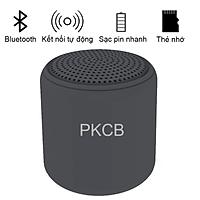 Loa Bluetooth Mini Không Dây Thể Thao Bass Chuẩn Siêu Nhỏ Gọn - Hàng Chính Hãng PKCB