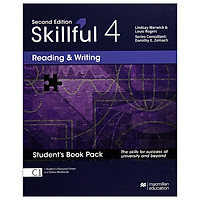Skillful Second Edition Level 4 Reading & Writing Student's Book + Digital Student's Book Pack