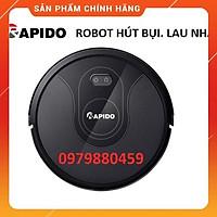 Robot hút bụi và lau nhà Rapido RR5, hàng chính hãng