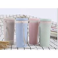 Bình đựng nước - Bình giữ nhiệt  lúa mạch 300ML - Giao màu ngẫu nhiên