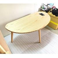Bàn trà, bàn sofa hột xoài cao su 100x50x45, bàn cafe phòng khách, bàn coffee, bàn gỗ cà phê
