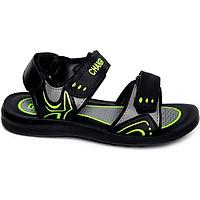 Giày sandal nữ thời trang T253K235 - Đen
