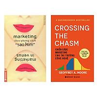 Combo Sách Kỹ Năng Bán Hàng - Marketing: Chiến Lược Marketing Cho Thị Trường Công Nghệ + Marketing Theo Phong Cách Sao Kim