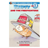 S'Rdr Lvl 3: Fluffy & The Firefighters - Paperback