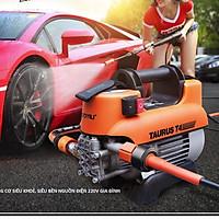 Máy xịt rửa xe cao áp tăng áp lực nước xịt siêu khỏe 206719