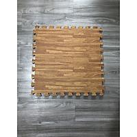 Bộ 4 tấm thảm xốp ghép lót sàn - Sang trọng - Trang trí phòng ngủ, phòng khách, nhà bếp - Hoa văn tinh tế - Màu sắc chân thực - Không mùi,không gây độc hại cho người dùng