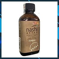 Dầu gội phục hồi tóc siêu mượt Nashi Argan Classic Shampoo 200ml