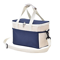 Túi cách nhiệt đựng hộp cơm trưa văn phòng, Túi đựng đồ ăn bảo quản thực phẩm