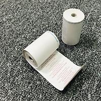 Giấy in bill K57, giấy in nhiệt K57, giấy in hóa đơn K57x38mm dành cho máy in bill khổ nhỏ - Hàng Chính Hãng