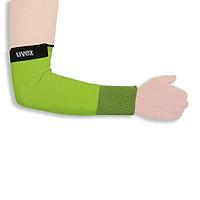 Ống tay chống cắt – Găng Tay Bảo Hộ Lao Động – Ống tay Uvex - Uvex 6049107 C500 – Chống cắt cấp độ 5 D –  Bảo vệ Cánh Tay – Chất Liệu vải tre Bambo – Chất liệu thoáng mát