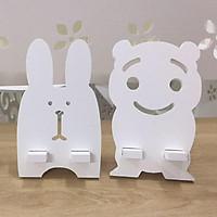 Kệ điên thoại nhỏ xinh tiện ích con thỏ/con gấu IG376