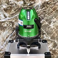 Máy cân bằng laser 5 tia xanh Akuza 686D