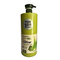 Dầu Xả White Good Nature Aloe Vare Hair Conditioner Organia (1.5L)