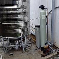 Thiết bị làm mềm nước, xử lý nước cứng CTT-200-AUTO