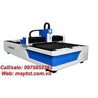 MÁY CẮT Laser YH-3015 Cắt trên tấm hoặc ống bằng kim loại, chủ yếu để cắt trên SS, thép thùng carton, thép mangan,...