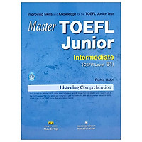 Master Toefl Junior Intermediate: Listening Comprehension